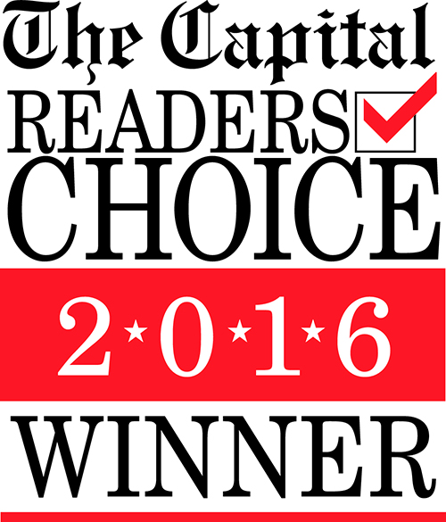 Capital Readers Choice 2015 Winner