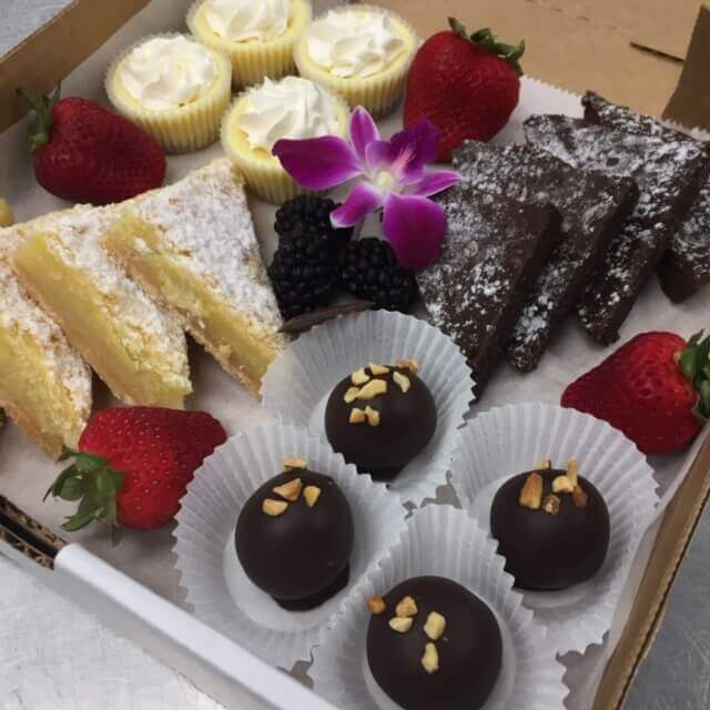 Main and Market - Home Delivery Menu - Dessert Box