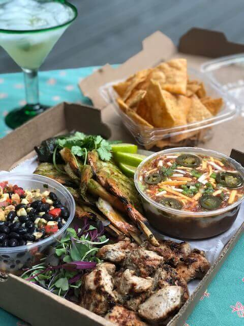 Main and Market - Home Delivery Menu - Ole' Box